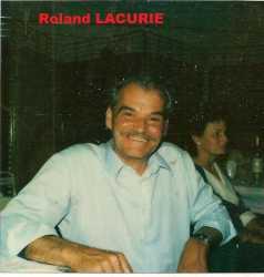 1984  Roland LACURIE