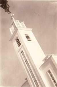 le clocher de l'Eglise de TENES