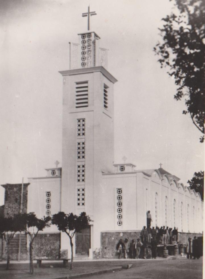 L'Eglise de TENES