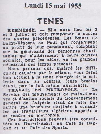 T5 - Kermesse