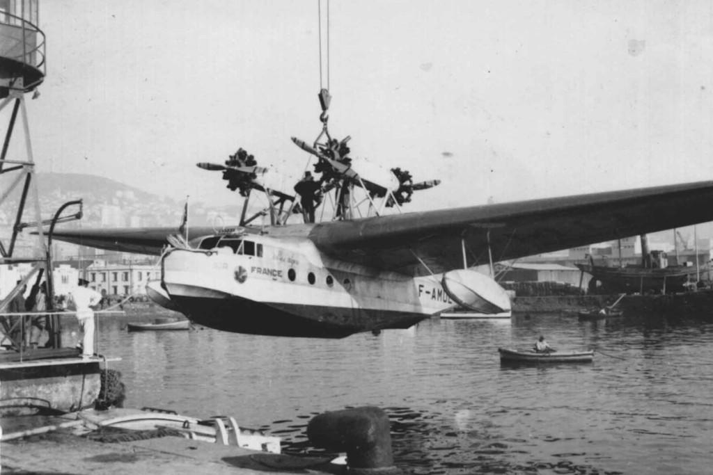 1934 - LEO-H242 liaison Alger-Marseille