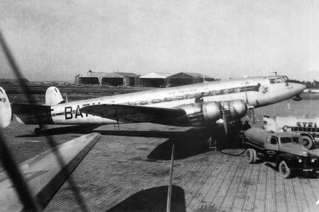 1947 - Le Quadrimoteur LANGUEDOC