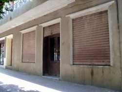 Magasins SEROR ---- le magasin principal avec ses 2 vitrines � gauche, le magasin d'�lectro-m�nager