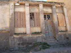 La MARINE ---- maison GOMEZ au d�but de la grimpette  cot� douane  juste � cot�: SUCHI et de l'autre c�t� de la grimpette familles DEMEULESTER et AMBROSINO