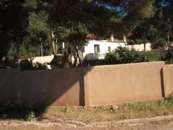 Villa se trouvant sur la route de Sidi M�rouane,en montant au phare, vers la ferme BORJA, en face du canon et pr�s de la villa Olive