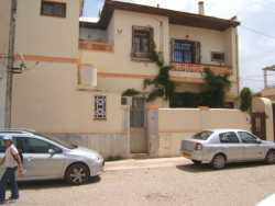 Rue Cavaignac la maison Fran�ois PARA  (le Coiffeur) Au 1er �tage habitaient  Mme et Mr BOSC Ren� (Courtier )