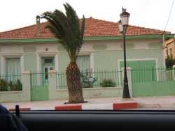Route de Cherchell Maison autrefois de ESPI puis BELKHARROUBI apr�s 1962 actuellement achet�e par un m�decin
