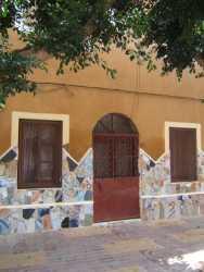 Maison de YVARS Antoine et de YVARS Jos�phine  artisan ma�on et  excellent p�cheur... rue des Fr�res Janer