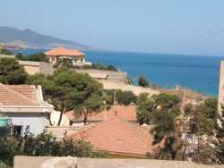 La fameuse villa de MAHI (Transporteur) sur le promontoir de la n�cropole romaine dite de Victoria Clarissima F�mina