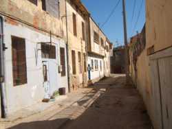 Derri�re la Maison des SOEURS: Une sortie qui donnait sur l'ECOLE