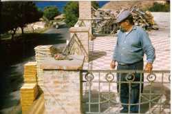 INGLADA et son Singe route de l'Abattoir ---- Aujourd'hui la maison est habit�e par SEFTA Rachid