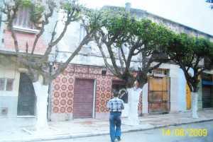 2009 - rue des Fr�res JANER l'Ancienne Boulangerie SOUYRIS rachet� par BENSA�D puis lou�e � TORREGROSSA