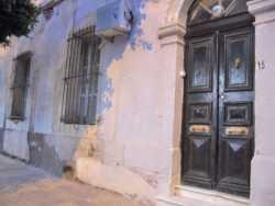 Maison DECANIS o� vivait la Famille LOISON en dernier