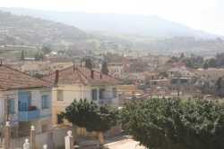 � droite :  Maison d'Andr� et Camille PARCOT � gauche : maison jumelle de BENA�