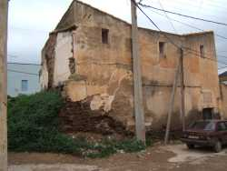 Maison en ruines de ma Tante DERAMCHIA encore habit�e