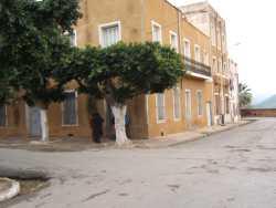 Maison du Notaire Maitre ADNOT successeur de Me CHICHE rue des Fr�res Janer en face de la Synagogue