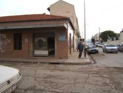 la Boulangerie GARCIA en face de la charcuterie LANGENDORF