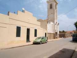 Maison des SOEURS en 2008 � cot�: l'Eglise transform�e en Mosqu�e