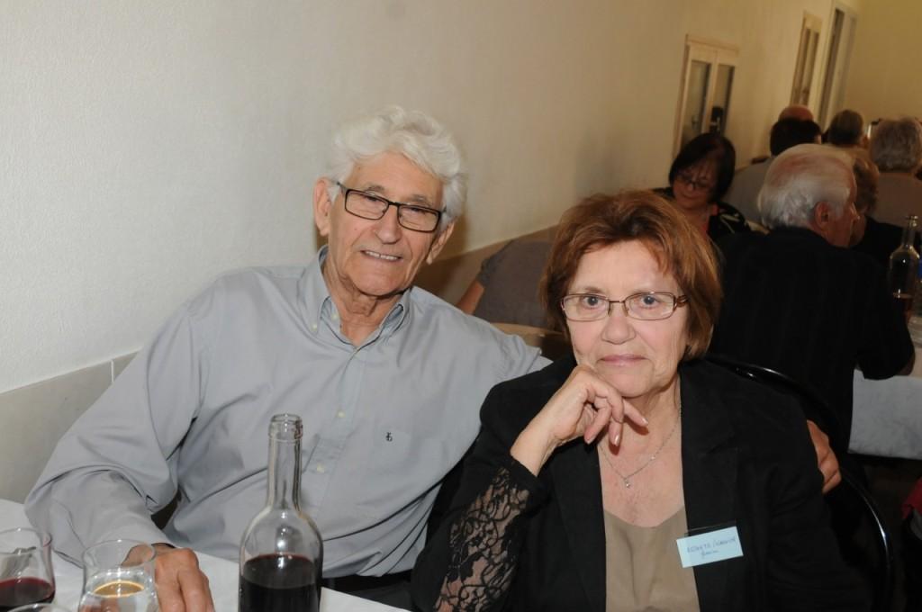 LE TRETS - 2013 Marcel ASSANTE Janine ASSANTE