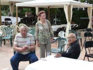 Gilbert CORSO Lucienne DI MEGLIO Armande TUESTA