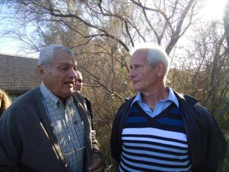 MAUGUIO 2011 ---- Philippe BANON Alfred MARTINEZ (doivent parler du Guelta ...)