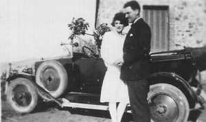 12 Avril 1928 Mariage de Carmen VIDAL et Paul BANON