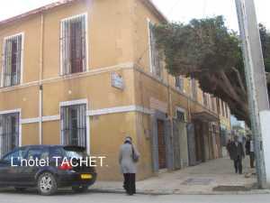 L'Hotel TACHET en 2009