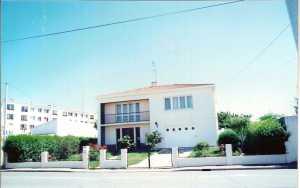 maison Bergonzoli aux Sables d'Olonne