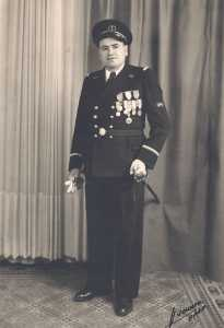 Henri BERTONA le 5 juin 1949