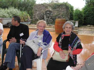 Ahmed METCHAT Rosette WERY Sylviane BANSARD