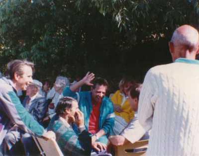BEZIERS 1989 ---- Vincent GARCIA Jean-Pierre TUESTA ...