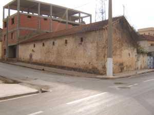 Batiments d'Albert BIRGI ---- Intersection entre  le boulevard de l'Ouest et la rue Sidi Rached