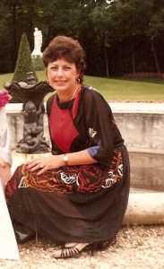 Janine CHAFFORT  fille de Fernand CHAFFORT et Raymonde BENITO ---- Veuve d'Ange BELDA ----   FAMILLE CHAFFORT