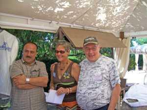 Abdelhafid RANIA SALMI Christiane CAMILLERI Georges VICIDOMINI