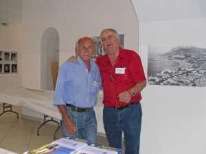 Georges DI SIMA  et Georges ESPOSITO