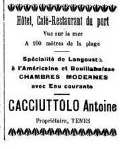 Antoine CACCIUTTOLO