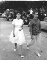 Christiane et Jean Paul CAMILLERI 1961 - VILLEFRANCHE de LAURAGAIS
