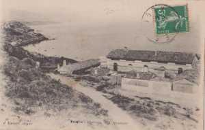TENES - L'Abattoir en 1920