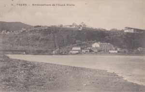 Carte Postale  de l'embouchure de l'Oued Alalla