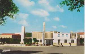 Carte Postale de la nouvelle Mairie