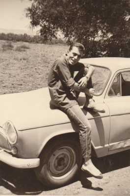 Erik CATHERINE - 1960 ou 1961