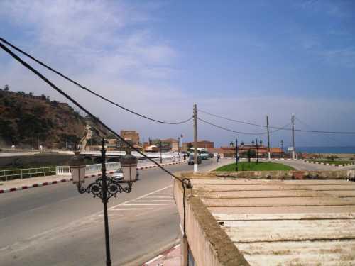 2009 - De la Route de Cherchell vue de la Pointe des Blagueurs et de la Marine