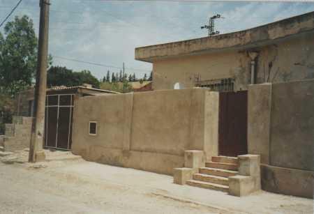 Maison de la famille GEORGES Marcel
