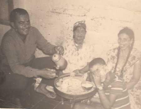 Kadour CHOUCHAOUI la voisine Fatma DERGHAL Halima CHOUCHAOUI Mohamed CHOUCHAOUI