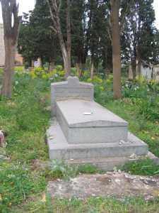 Tombe de Jean BERGONZOLI