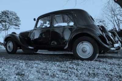 Citroen Traction Avant 9cv