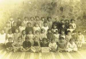 Maternelle - 1900 ?
