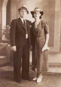 Virginie et Vincent CUCINIELLO Parents de Jacques CUCINIELLO ----  BIOGRAPHIE