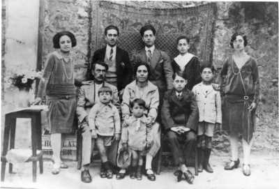 1927 Famille De GAETANO