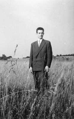 1955 - Dampierre sur Salon Roland DE GAETANO